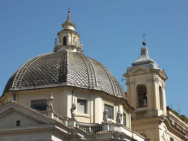 римский купол