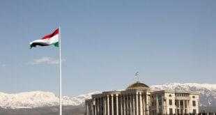 Dushanbe city